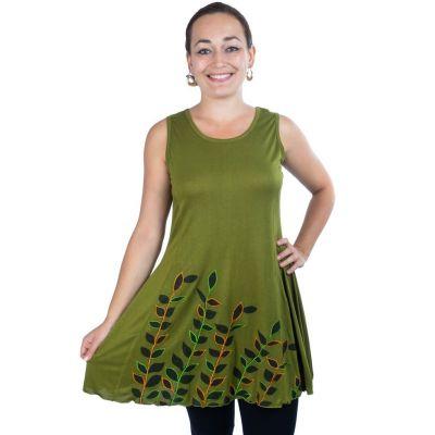 Šaty Gopala Green