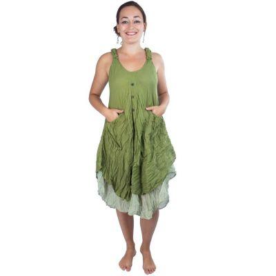 Šaty Nittaya Green