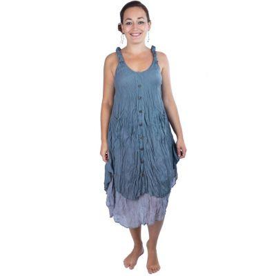 Šaty Nittaya Ocean Grey