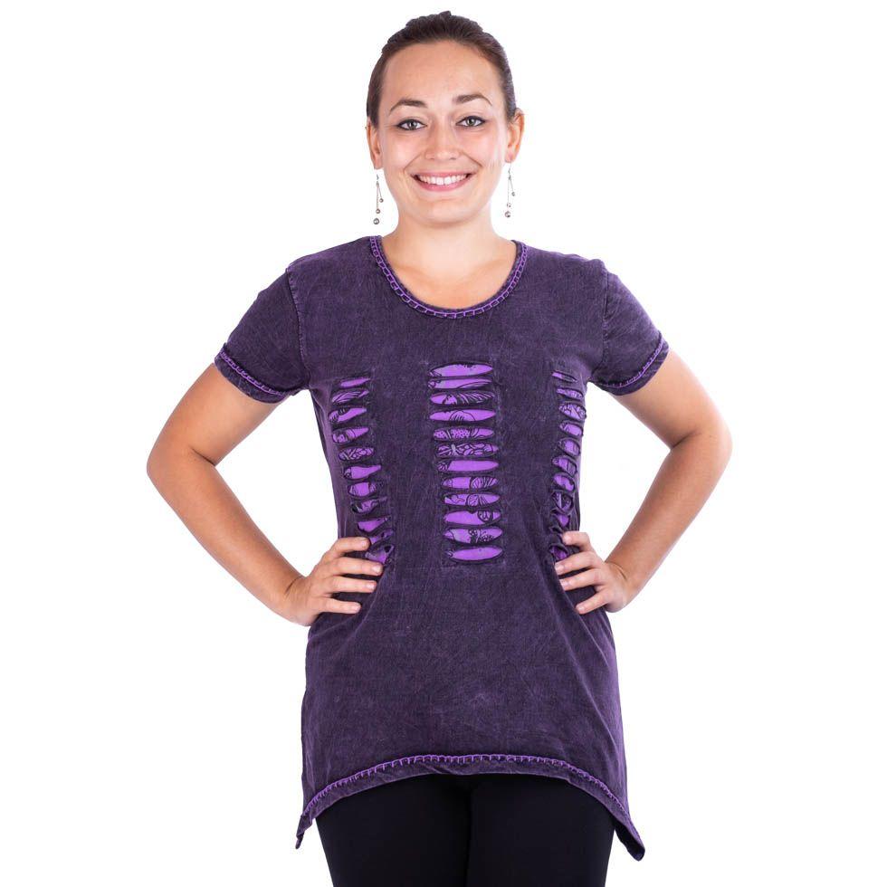 Dámské tričko s krátkým rukávem Ehani Ungu