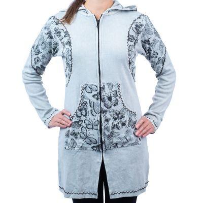 Kabátek Vanetta Kelabu
