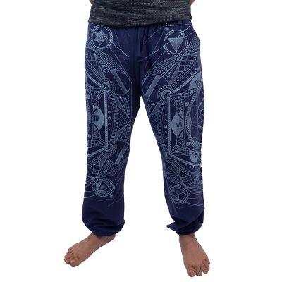 Kalhoty Jantur Biru