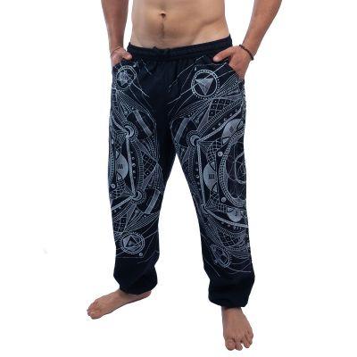 Kalhoty Jantur Hitam