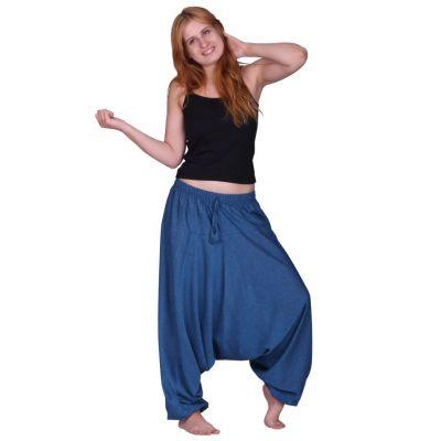 Kalhoty typu Alibaba - Badak Biru