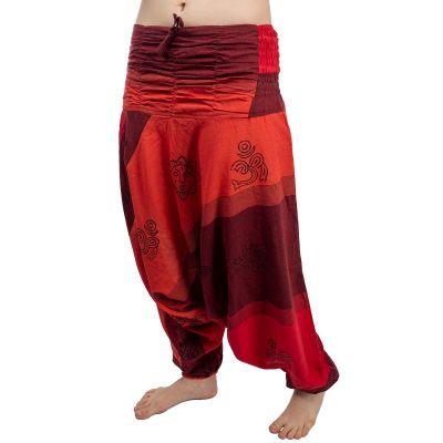 Kalhoty typu Alibaba - Telur Api