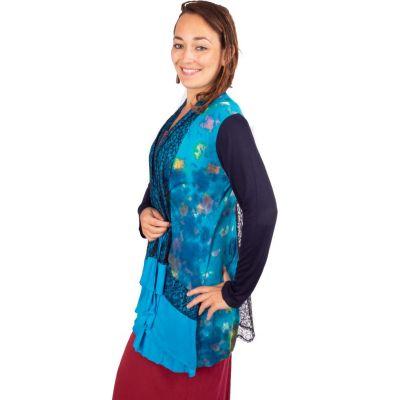 Kardigan Derya Turquoise