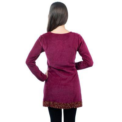 Sametové šaty Maeve Anggur