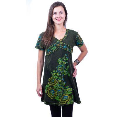 Šaty Leila Hijau