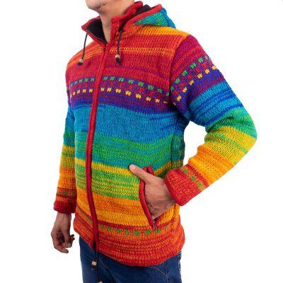 Vlněný svetr Happy Days Nepal