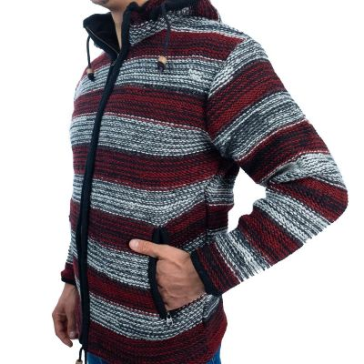Vlněný svetr Misty Horizon