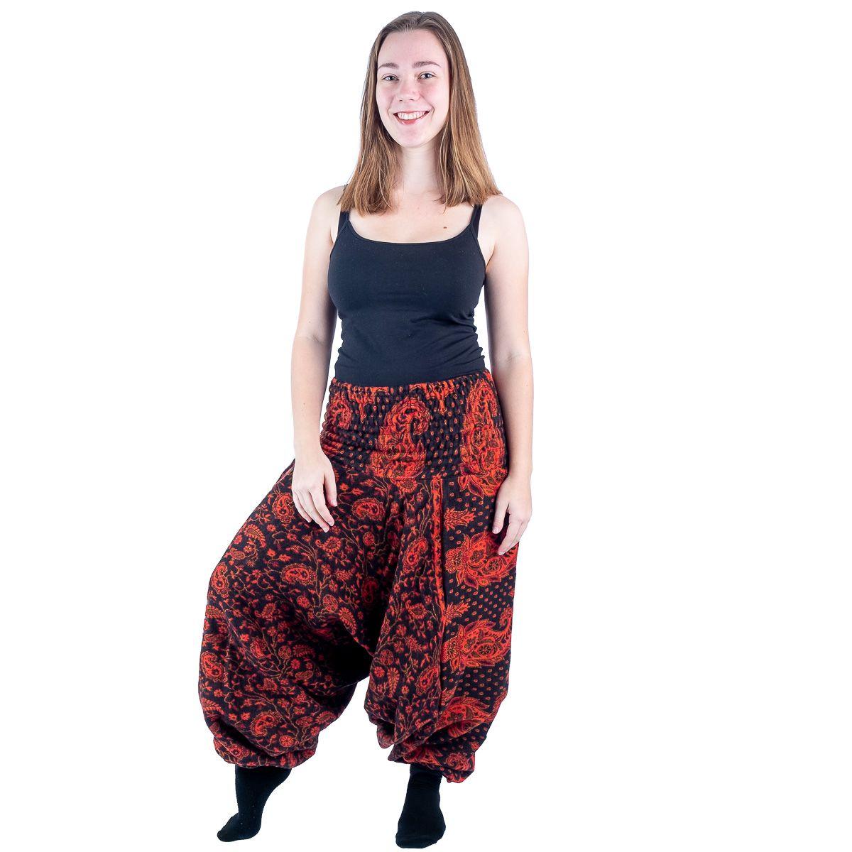 Akrylové kalhoty typu Alibaba Jagrati Ardent