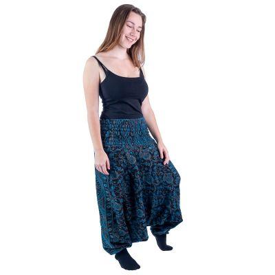 Akrylové kalhoty typu Alibaba Jagrati Lapis