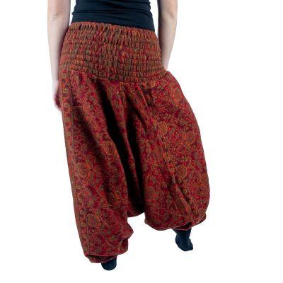 Akrylové kalhoty typu Alibaba Jagrati Temper