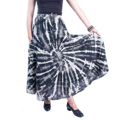 Batikovaná sukně Sejun Austere