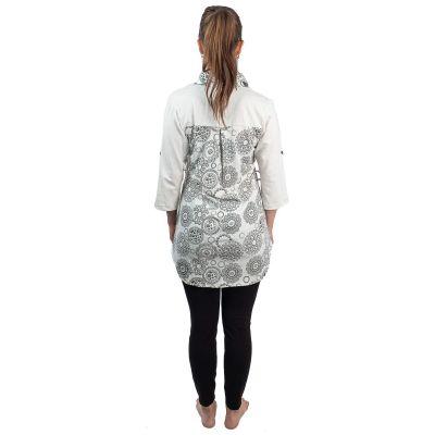 Dlouhá košile Ermelinda Kelabu