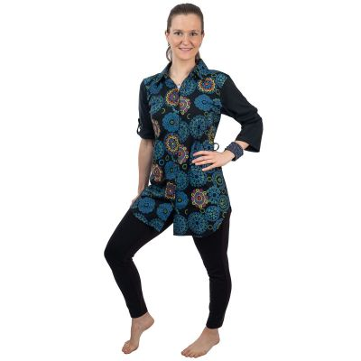 Dlouhá dámská košile Ermelinda Pirus