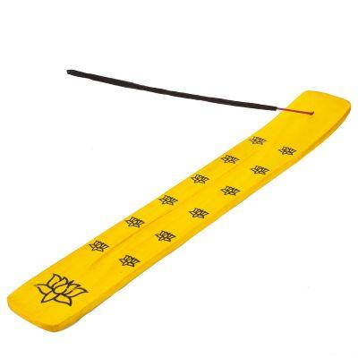 Stojánek Lotos - žlutý
