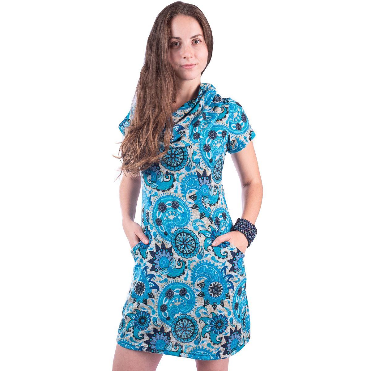Jarní / podzimní šaty Gaun Beku