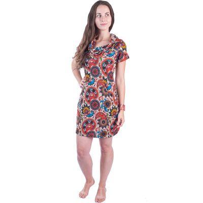 Jarní / podzimní šaty Gaun Tungku