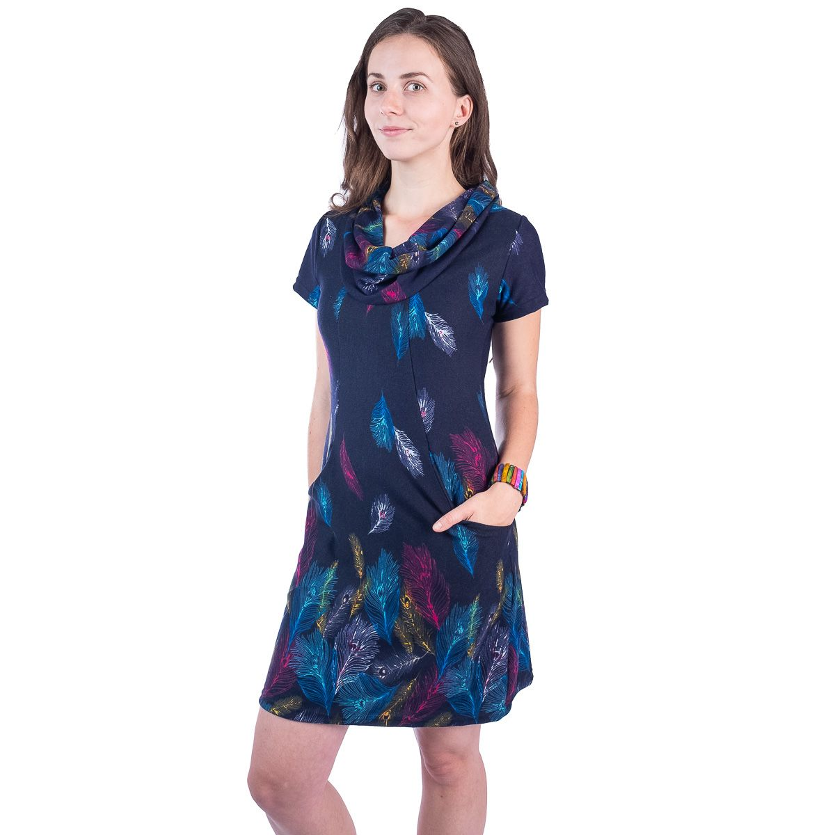Jarní / podzimní šaty Gudang Merak