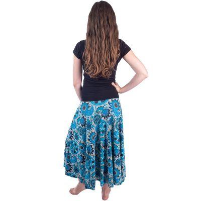 Jarní / podzimní dlouhá sukně Lebar Beku