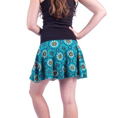 Kolová mini sukně Lutut Kaori Thailand