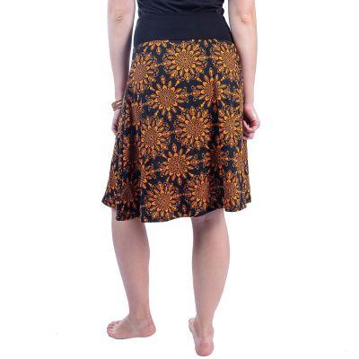"Midi sukně ""áčkového"" střihu Panitera Rika Thailand"