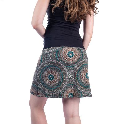 Sukně střední délky Ibu Hikaru