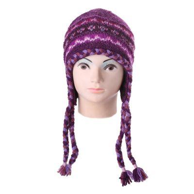 Čepice Annapurna Purple