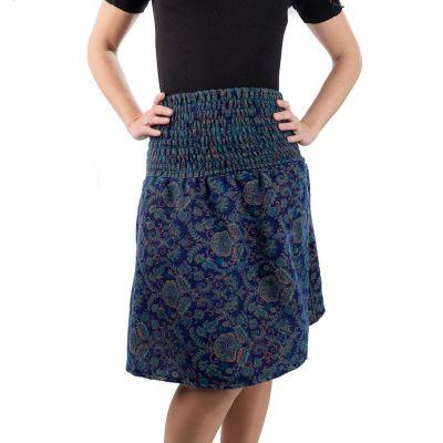 Akrylová midi sukně Omala Lakeside India