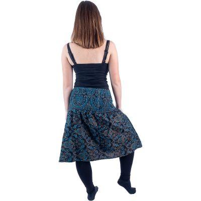Akrylová sukně Omala Lapis