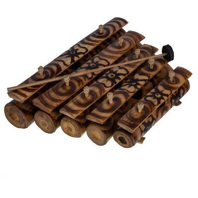 Bambusový xylofon