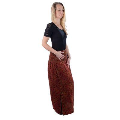 Dlouhá akrylová sukně Terumi Temper