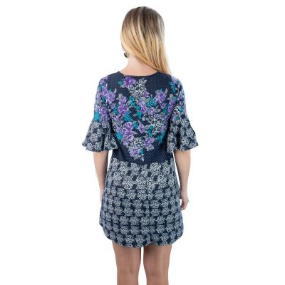 Jarní / podzimní šaty Bangku Bangkit