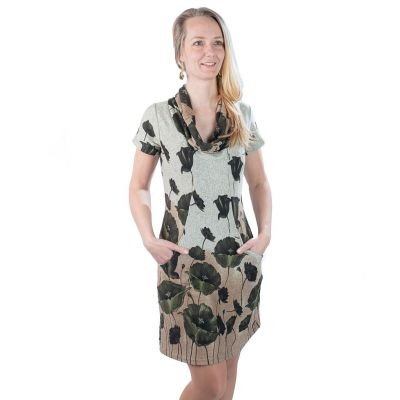 Šaty Hijau Madat Pendek