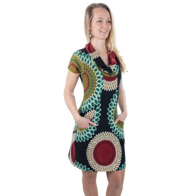 Jarní / podzimní šaty Kenangan Hidup
