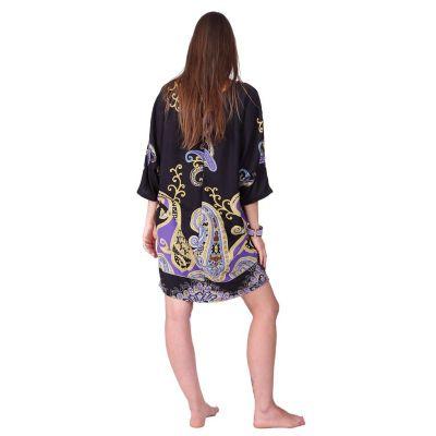 Jarní / podzimní šaty Ombaknya Jatuh