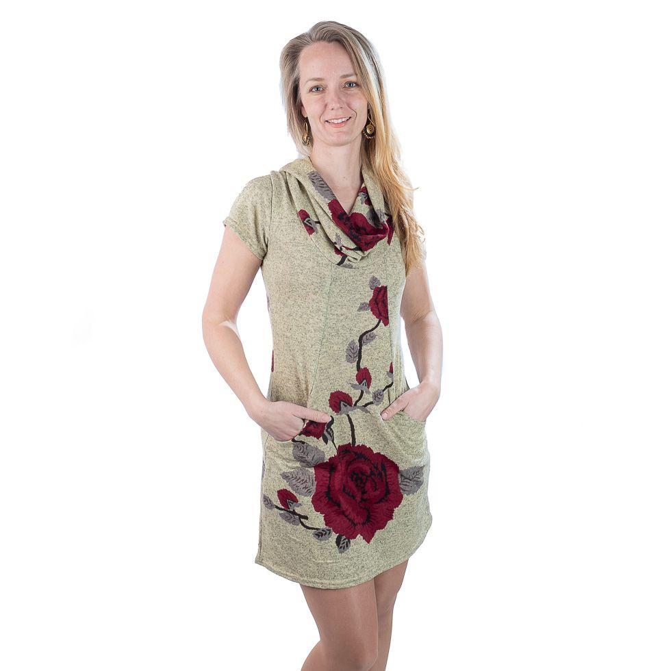 Jarní / podzimní šaty Raozy Mena