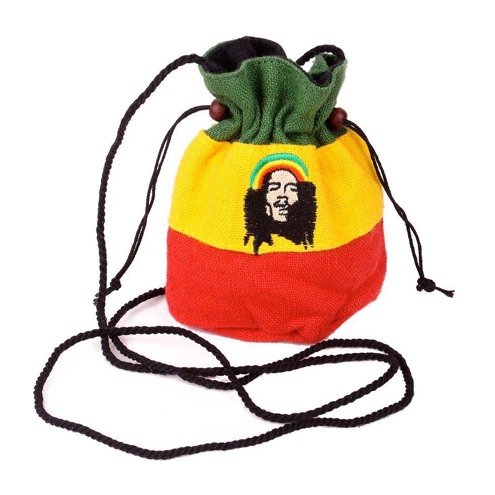 Měšec z konopné látky Marley - malý