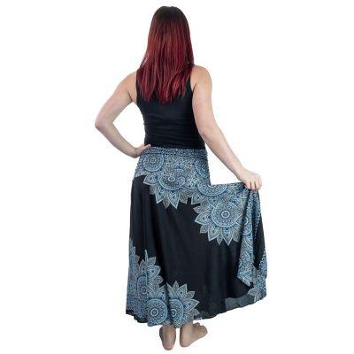 Dlouhá sukně s kokosovou sponou Kelapa Berat