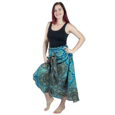 Dlouhá sukně s kokosovou sponou Kelapa Hom