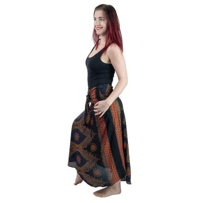 Dlouhá sukně s kokosovou sponou Kelapa Isis