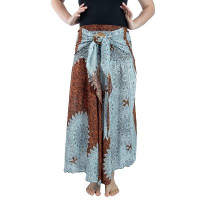 Dlouhá sukně s kokosovou sponou Kelapa Minako