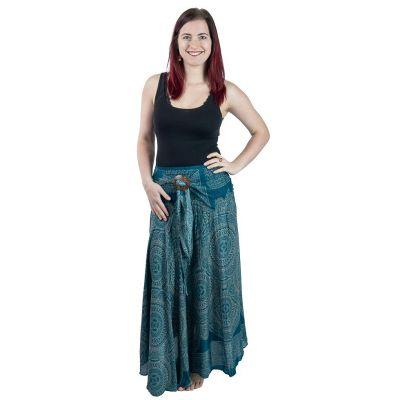 Dlouhá sukně s kokosovou sponou Kelapa Mussasa