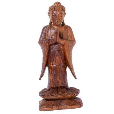 Soška Stojící Buddha