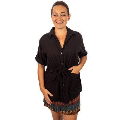 Dámská košile Sumalee Brown | UNI