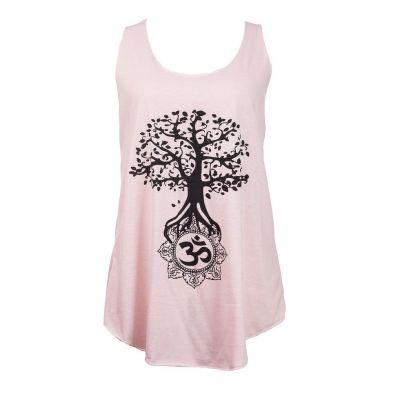 Tílko Darika Bodhi Tree Pinkish
