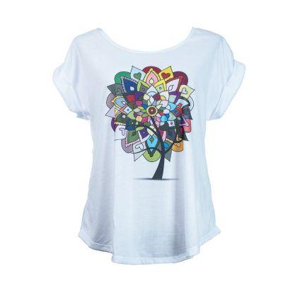 Tričko Darika Fantasy Tree