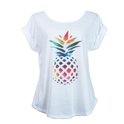 Tričko Darika Pineapple
