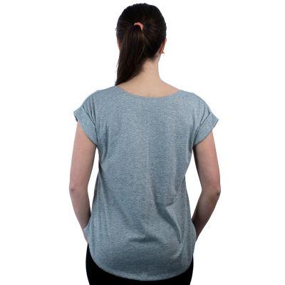 Dámské tričko s krátkým rukávem Darika Watermelons Grey